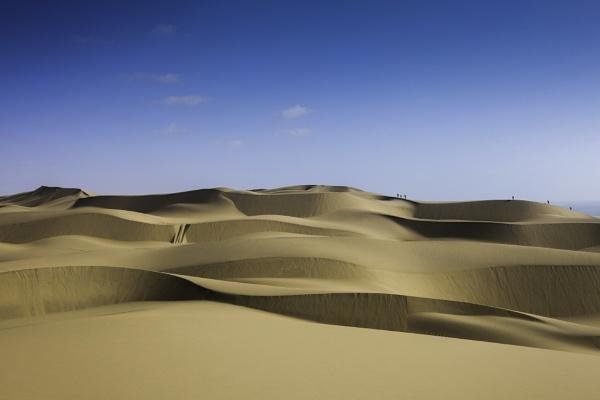 The Namib Desert by JohnnyGraham
