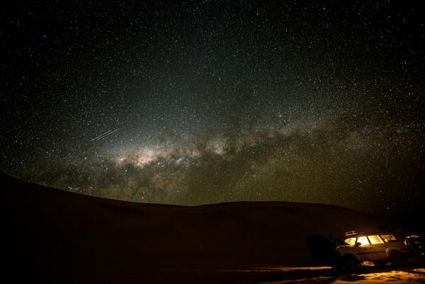 Above the Namib by JohnnyGraham