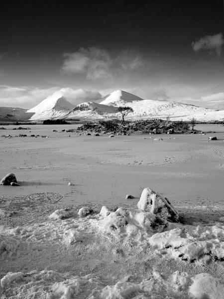 Deepesty Rannoch Winter by flatfoot471