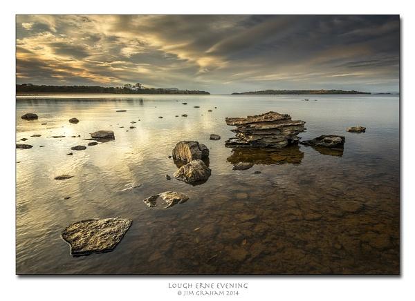 Lough Erne Evening by bayliner185