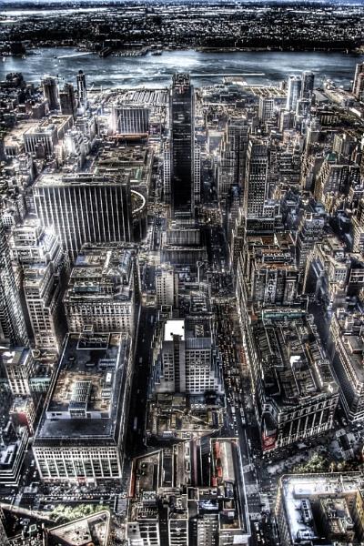 Dark City by eagleheadphotos