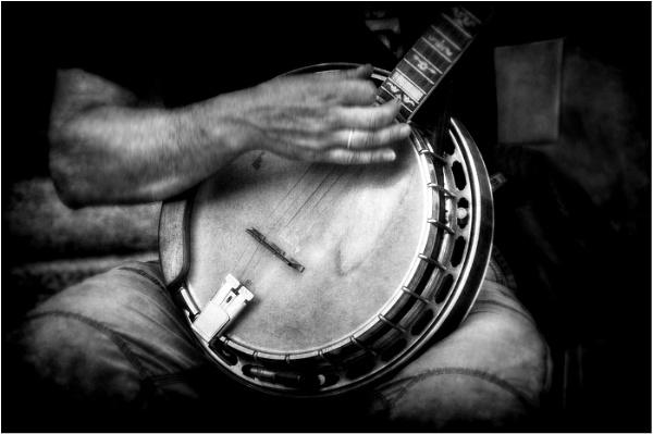 banjo man by stretch123