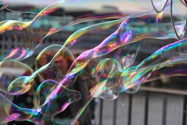bubbles by HoneyT