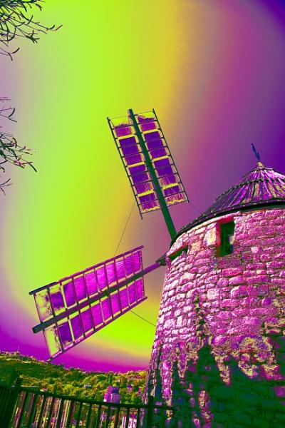 Psychedelic Sails by sensorman