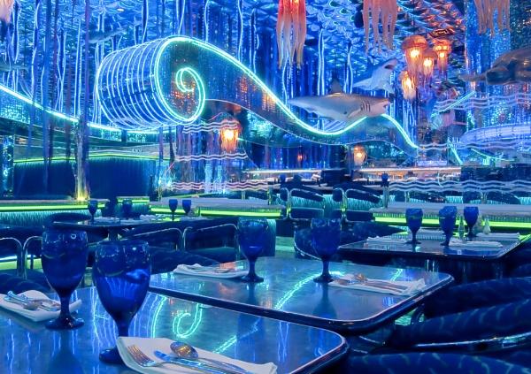 Ocean Diner by sensorman