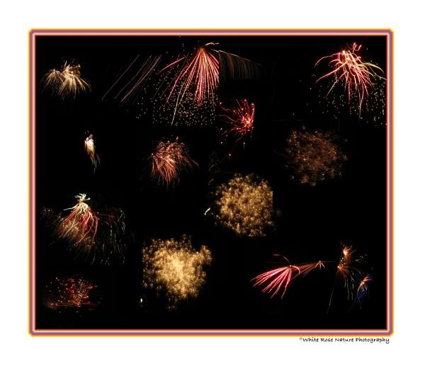 Fireworks by Drighlynne