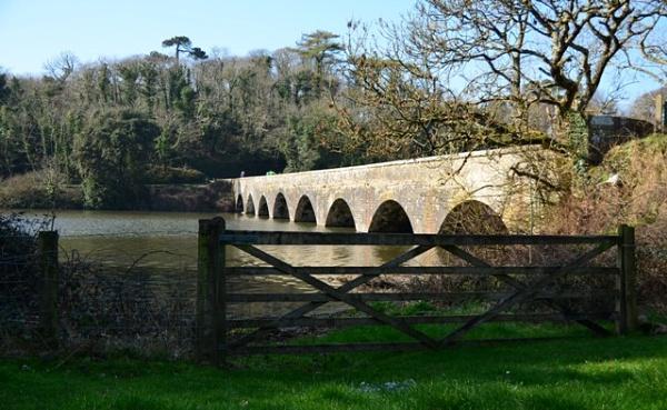 8 Arch Bridge, Stackpole, Pembs by Margaret101