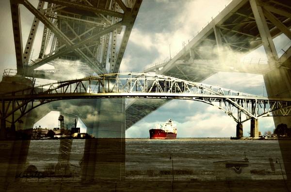 November Bridge by doerthe