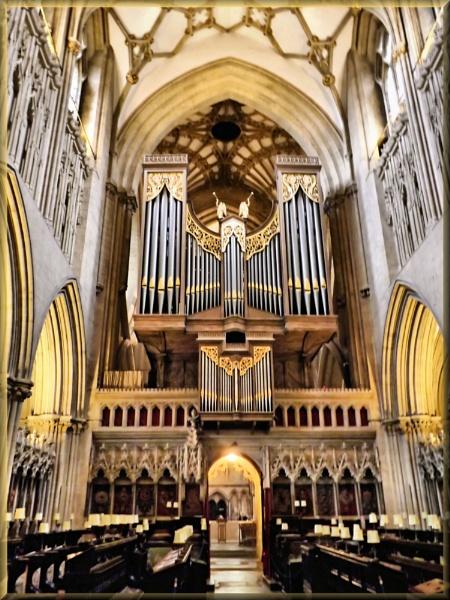 Organ by alancharlton