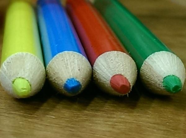 primary pencils by daddysketch