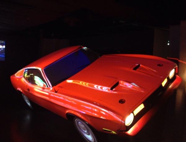 Ford Mustang Mach 1 by CarolineFlynn