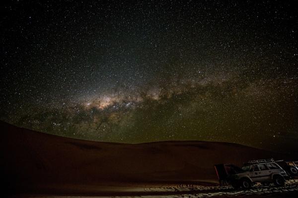 Namib Night Sky by JohnnyGraham