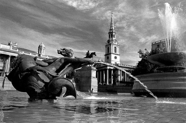 Trafalgar Square by timbo