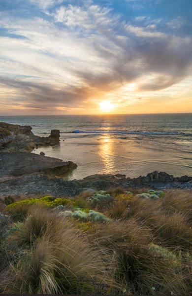 Robe Sunset South Australia by Baronred