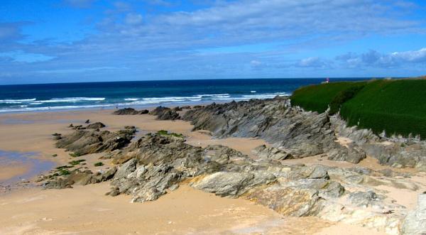 A Cornish Beech by sanroy99