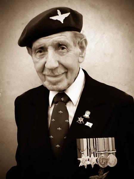 Jack - The Veteran by robdebank