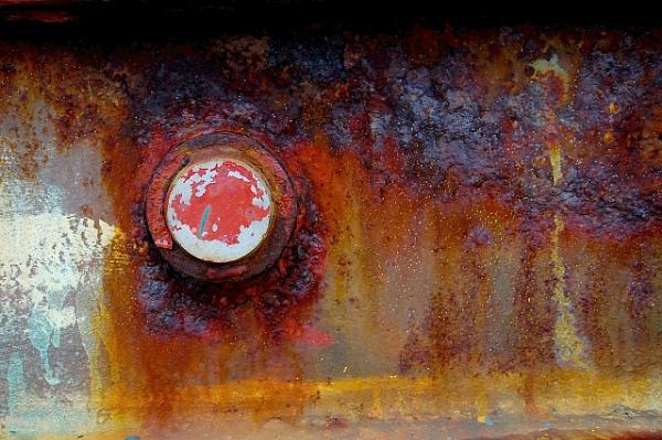 something rusty by Macximilious_XXII
