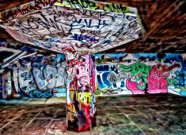 Inside The Tardis by MrDennis