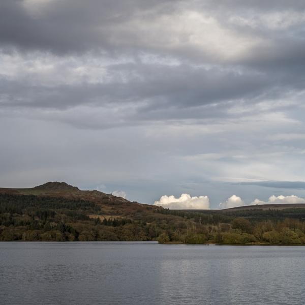 Leaden Skies Over Burrator Reservoir by topsyrm