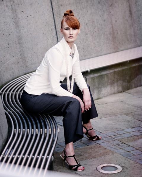 Model at Lincs Photo Show