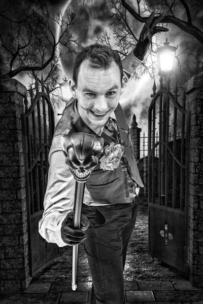 The Joker by JonDeaPhotography