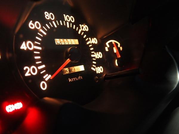 Car meter by jamesthalakottur