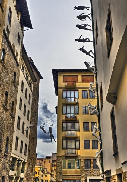 Scary Street by fargon