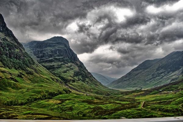 Glencoe , Scotland by ggdorrian
