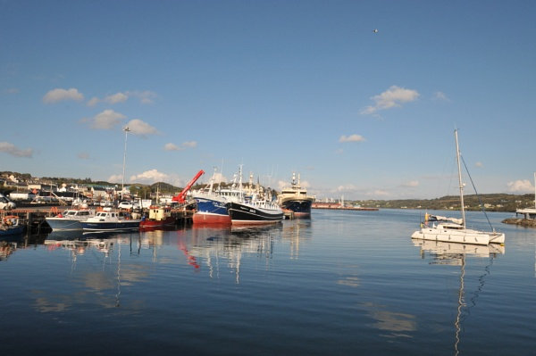 killybegs harbour donegal by ernestdonal79