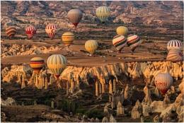 Ballooning in Cappadocia 4