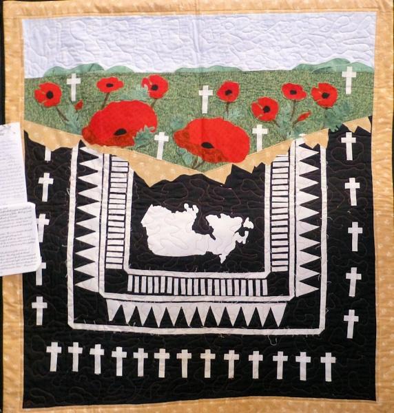Canadian Veterans by Joline