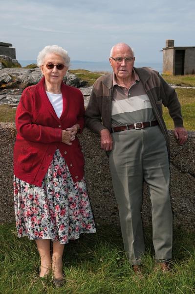 Mr & Mrs R J Carr