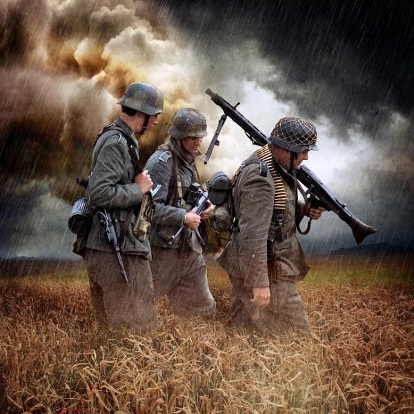 Comrades of War by Scaramanga