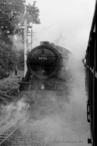 Smoke, Steam & Signal by Alan_Baseley