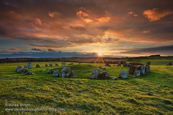 Ballynoe Stone Circle by Porthos