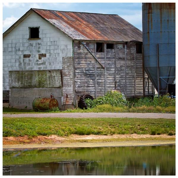 Farm Buildings by taggart