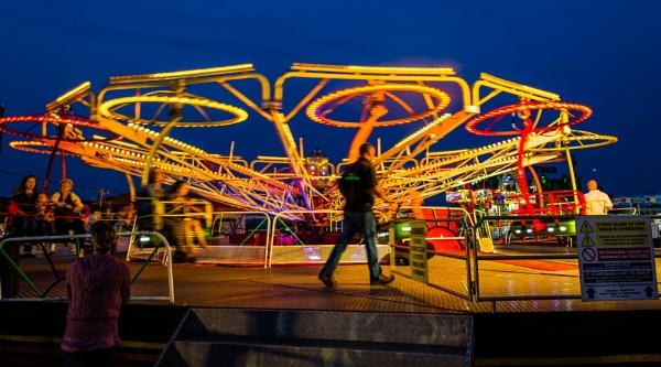 Mablethorpe Fair by Gillken