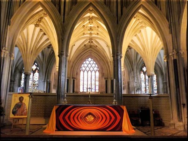 Altar by alancharlton
