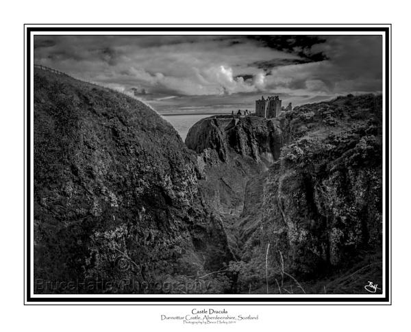 Castle Dracula by MunroWalker