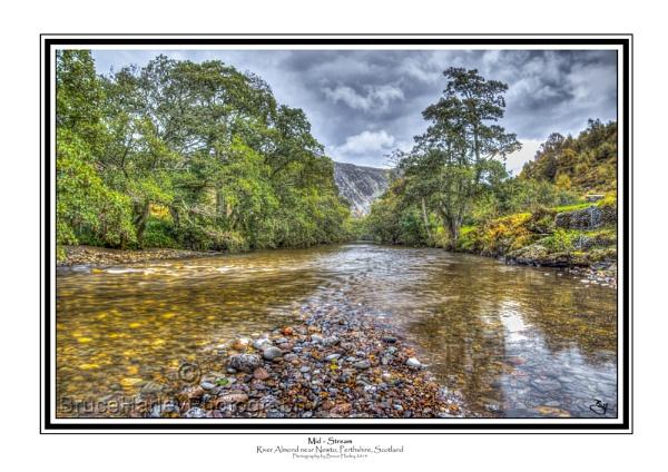 Mid Stream by MunroWalker