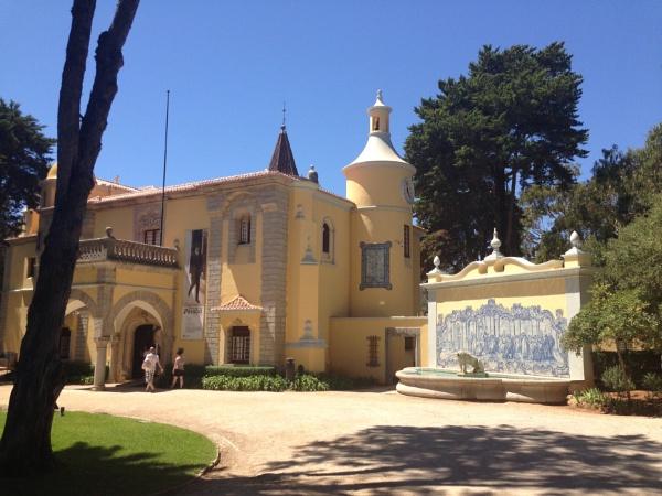 Castro Guimaraes Museum, Cascais by CarolineFlynn