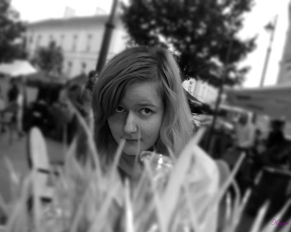 Look of eyes by kazeva