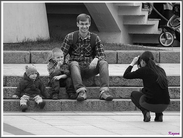 Family photosession by kazeva