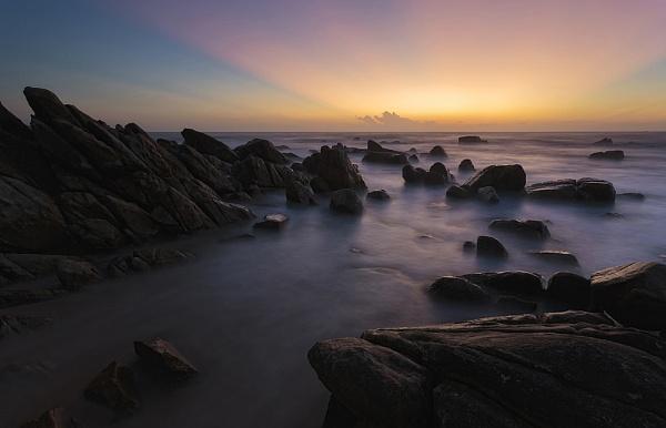 Ke Ga Sunrise. by Buffalo_Tom