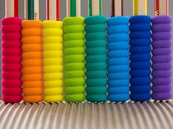 Pencil Top Rainbow by Graham_Rainham