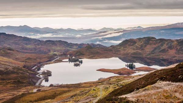 Loch Tarff and Beyond by iainmacd