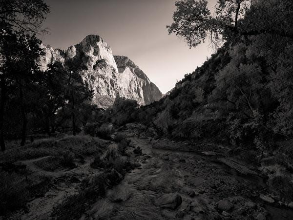 Big mountain by mlseawell