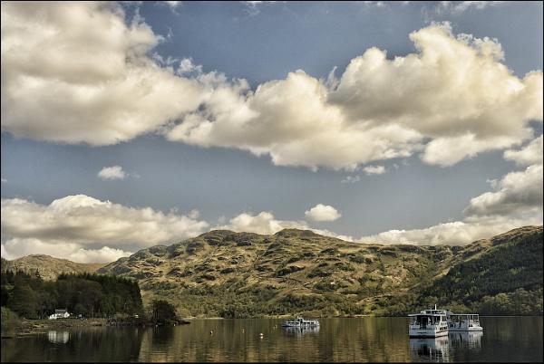Loch Lomond by malcsf