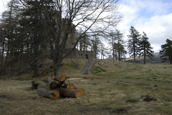 Braemar Castle by malcsf