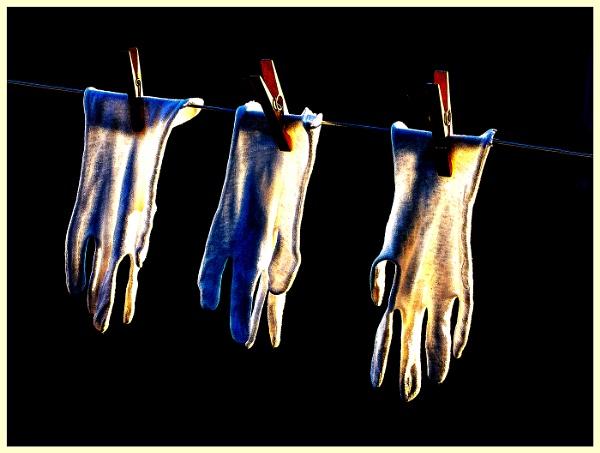Three Gloves by JawDborn